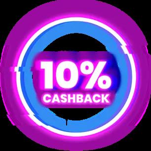 Winny Casino 10% Cashback